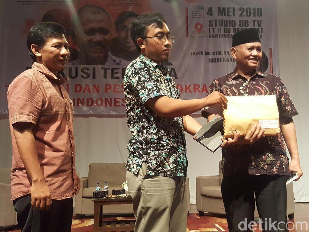 KPK Dapat Paket Dugaan Korupsi di Wilayah Malang Raya