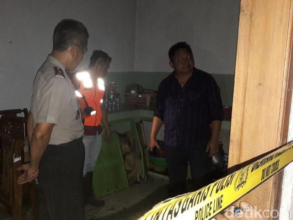 Elpiji Meledak di Blitar, Pemilik Rumah Luka Bakar
