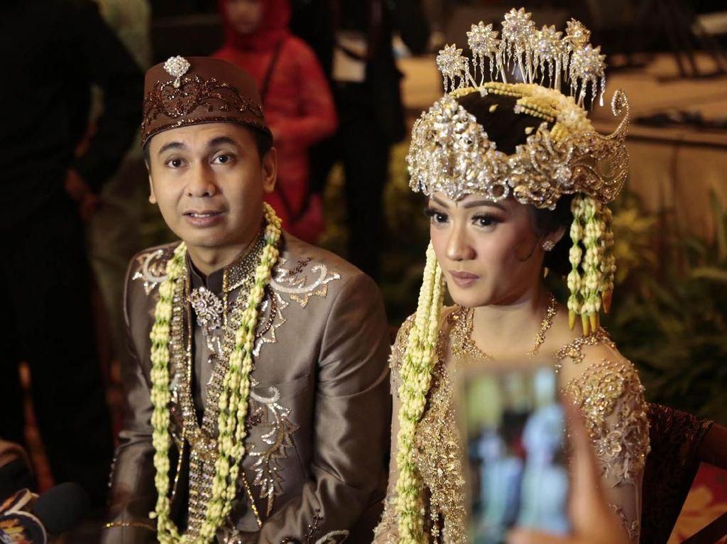 Hadiri Resepsi, Ini Ucapan Jokowi untuk Raditya Dika