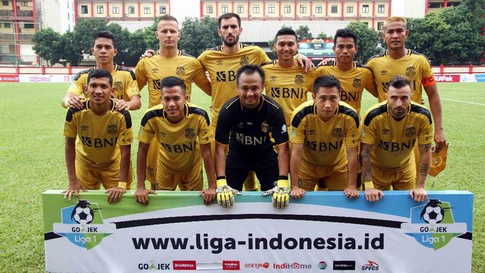 Bhayangkara FC siap mencuri poin di markas Persib Bandung (Foto: dok. Bhayangkara FC)