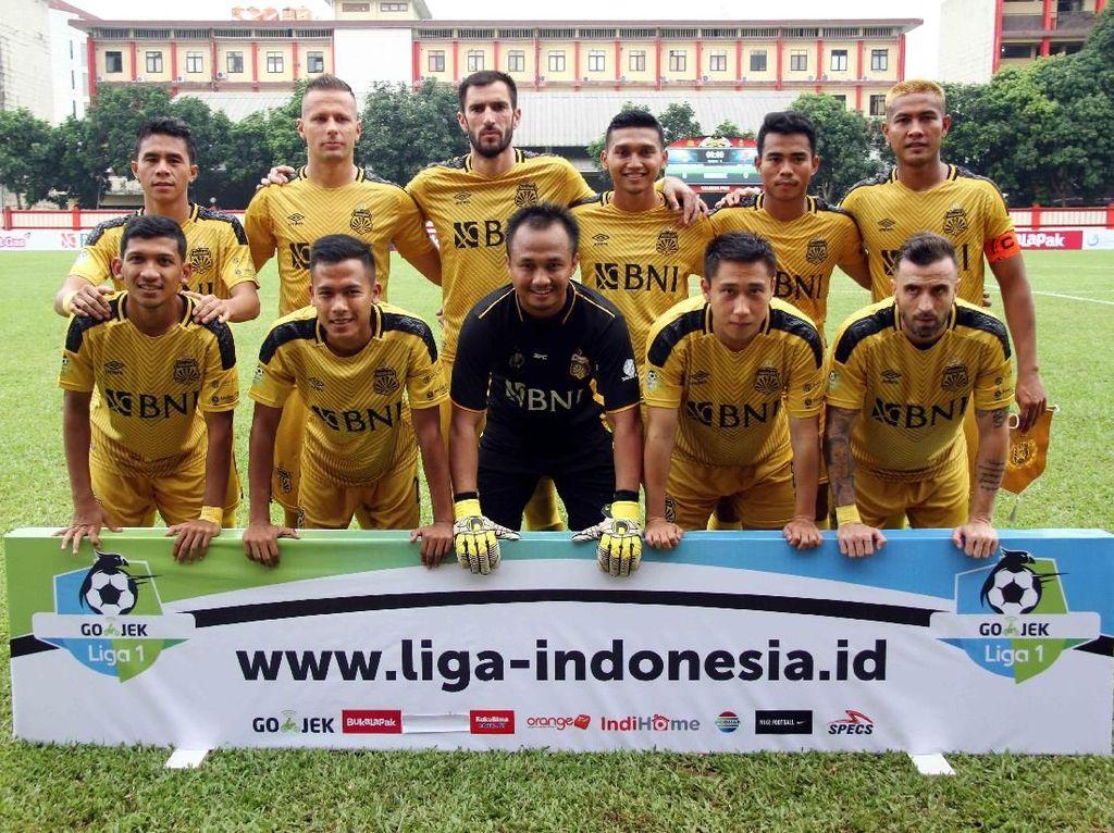 Bhayangkara FC Siap Jalani Laga Tandang Berat di Bandung