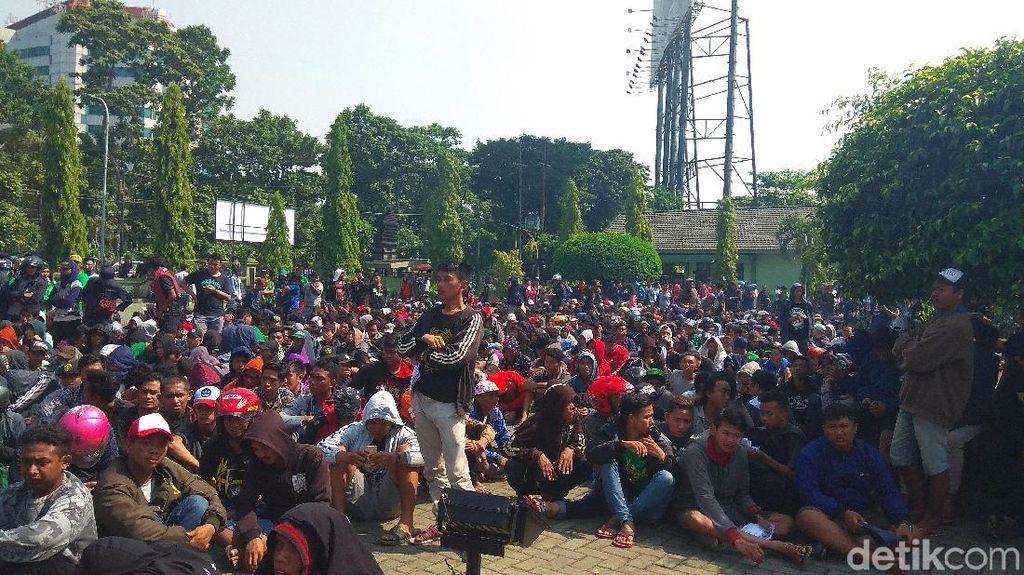 Rawan Gesekan, Polisi Imbau Plat N tak Datang ke Surabaya