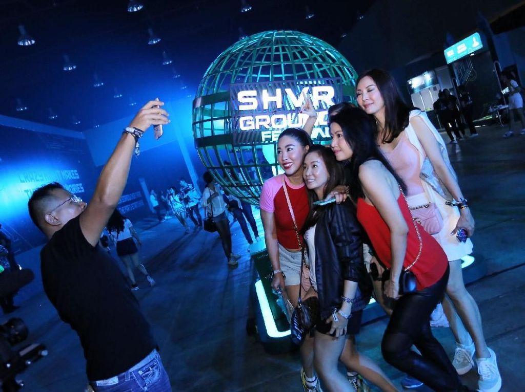 SHVR Ground Festival Dipastikan Akan Kembali Lagi di 2020