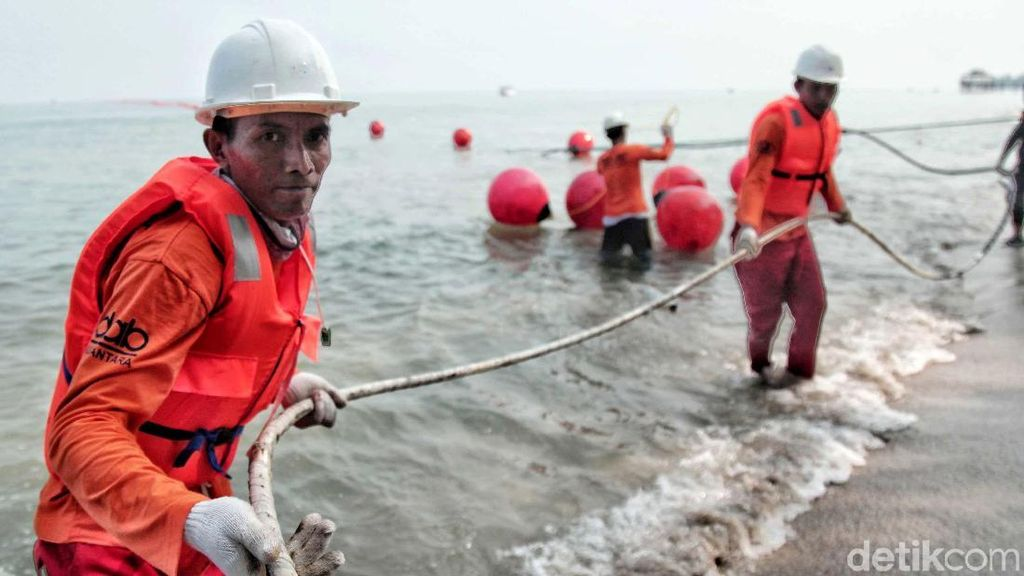 Kabel Bawah Laut Perkuat Internet Australia-Indonesia-Singapura