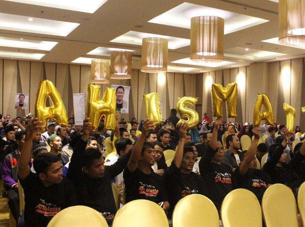 Relawan Anis Matta Pemimpin Muda NTB Dikukuhkan