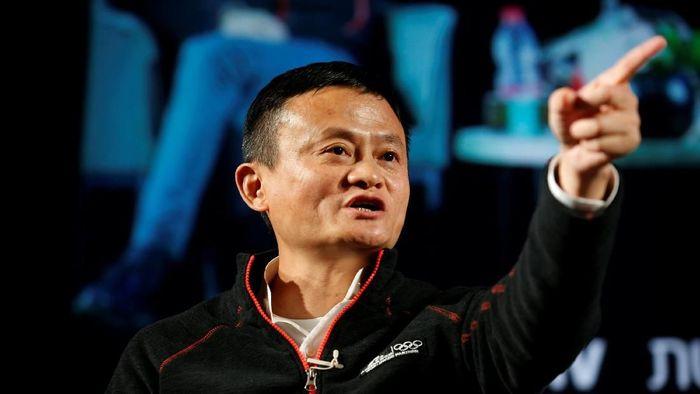 Jack Ma. Foto: Reuters