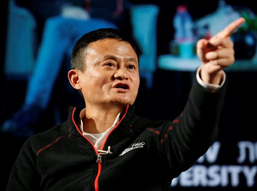 Mengejutkan, Jack Ma Tak Ingin Anaknya Seperti Dirinya