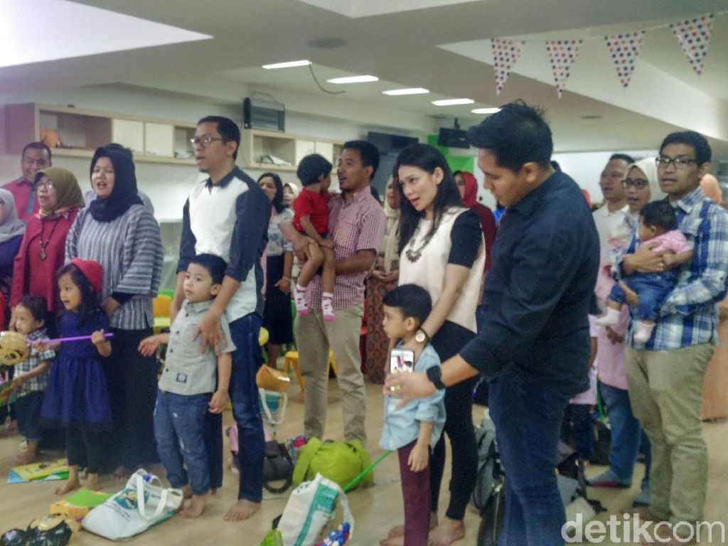 Hebatnya Anak-anak PAUD Ini Hafal Indonesia Raya 3 Stanza