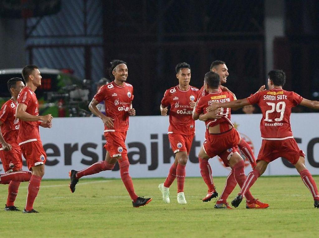 Jadwal Persija Jakarta vs Home United