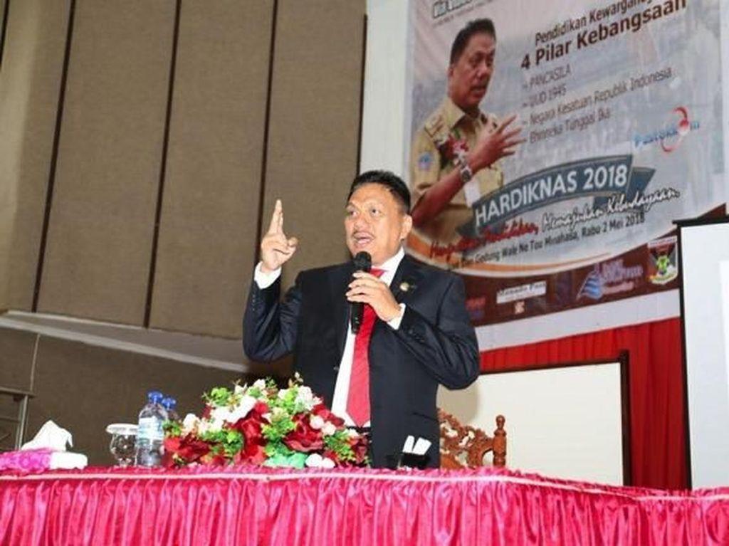 Ini Capaian 2 Tahun Gubernur Sulut Olly Dondokambey