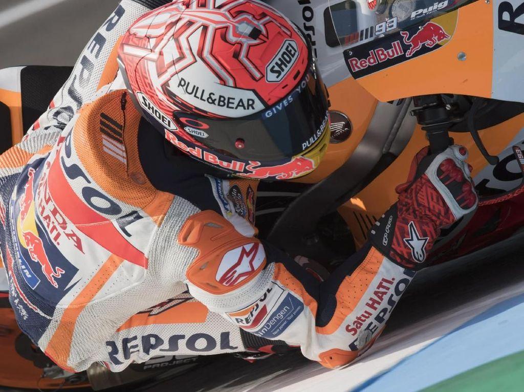 MotoGP Prancis: Peluang Marquez Samai Sebuah Capaian Stoner