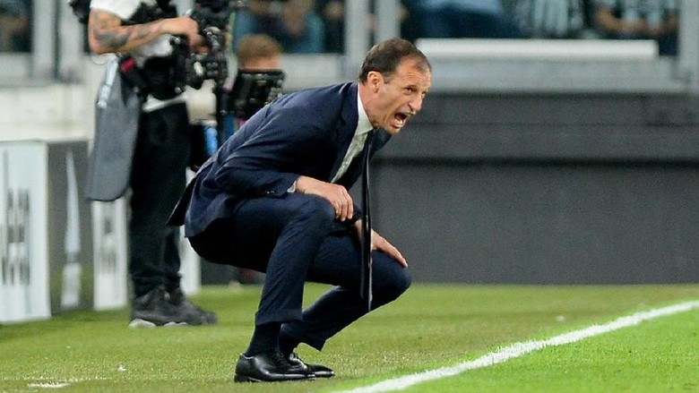 Demi Juve, Allegri Tolak Madrid