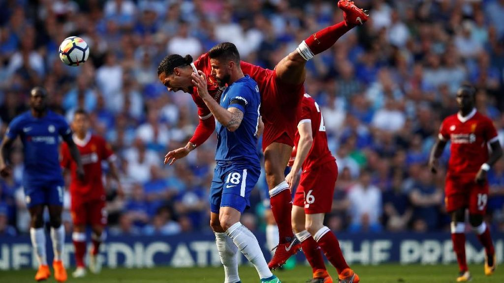 Chelsea (Dua Kali) Menguji Rekor 100% Liverpool