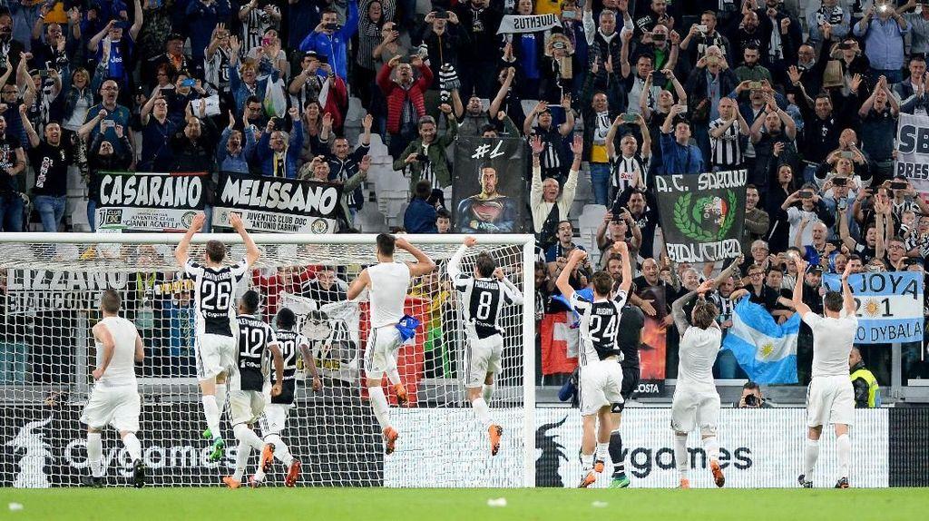 Juventus Menuju Scudetto Ketujuh Beruntun