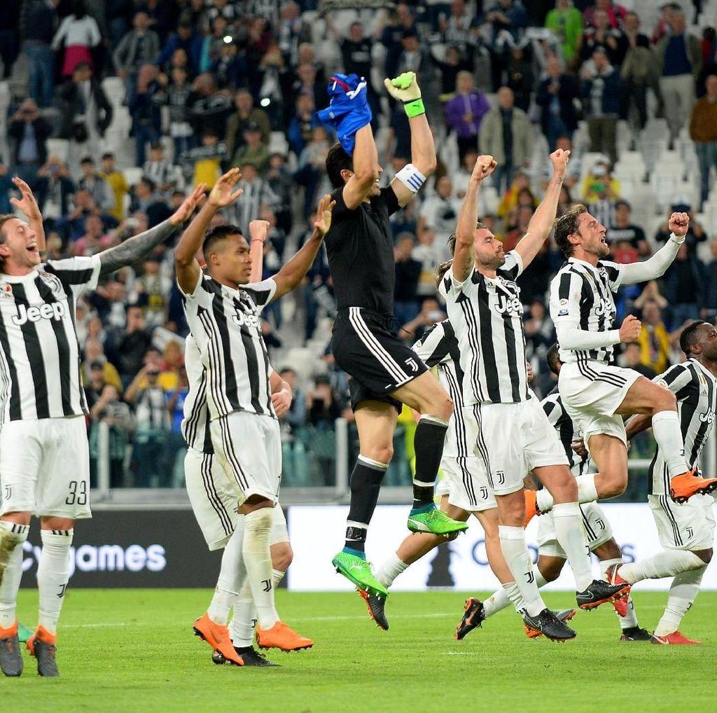 Kans Juventus Bikin Rekor Clean Sheet di Serie A