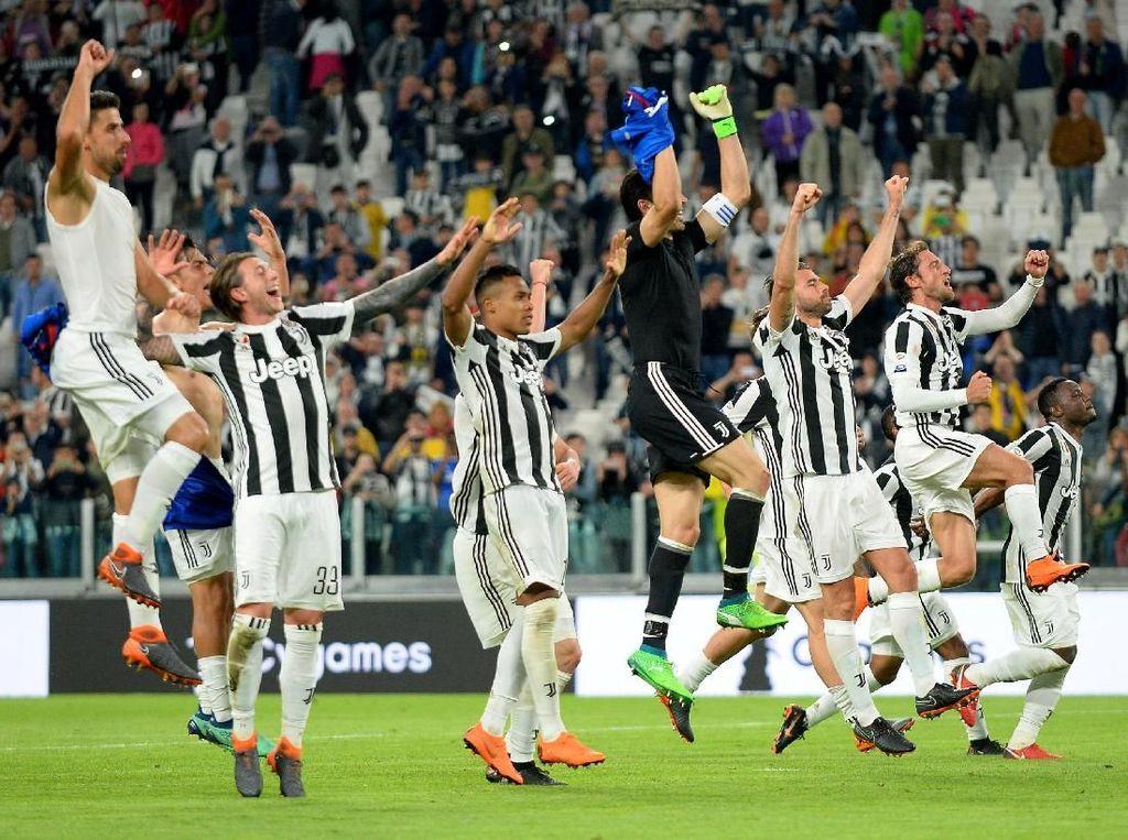 Juventus Sudah 80 Persen Gapai Scudetto