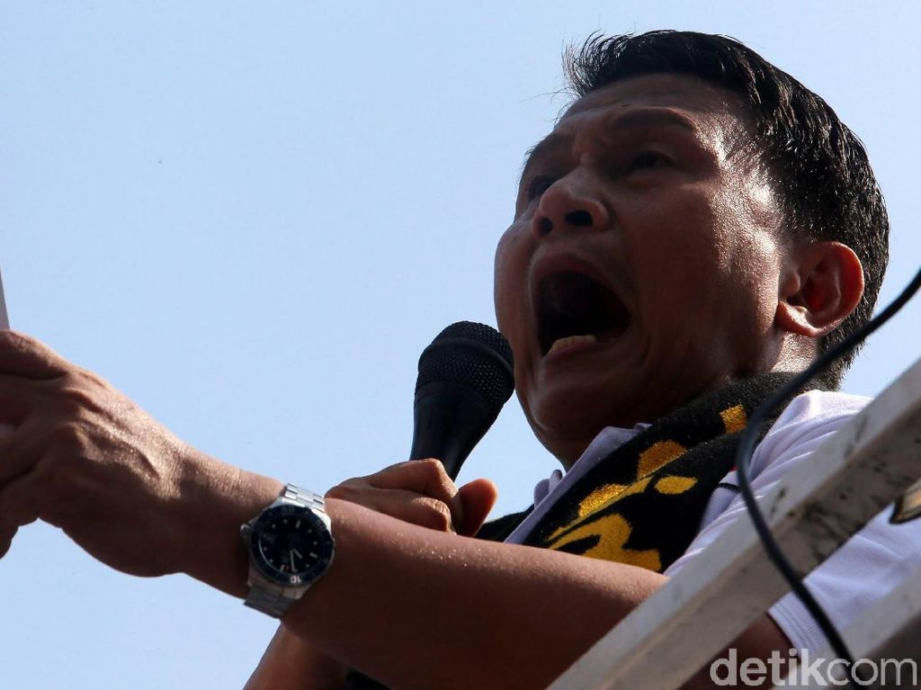 Foto Amien-Rizieq Hilang di IG, PKS: #2019GantiPresiden Kian Kuat