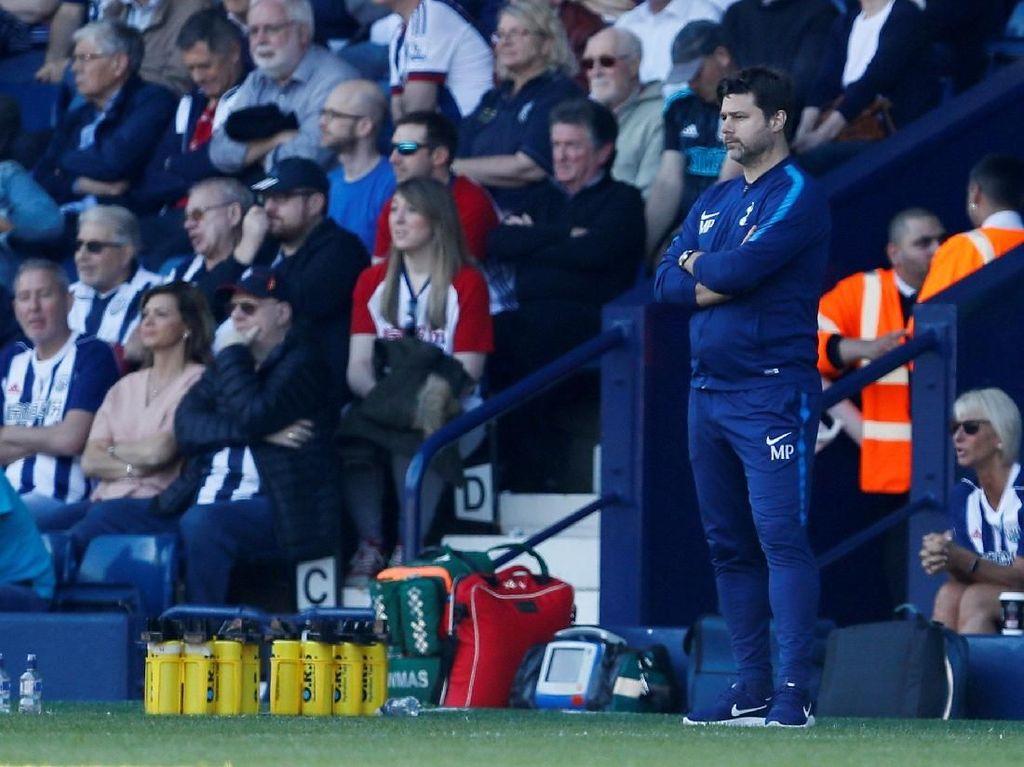 Kecewanya Pochettino karena Tottenham Buang-Buang Peluang