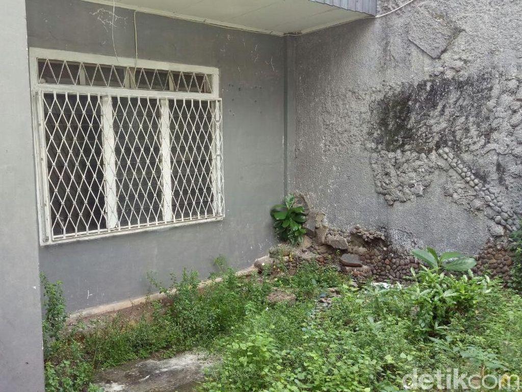Foto: Rumah Saksi Bisu Stefanus Bunuh Laura Kekasihnya