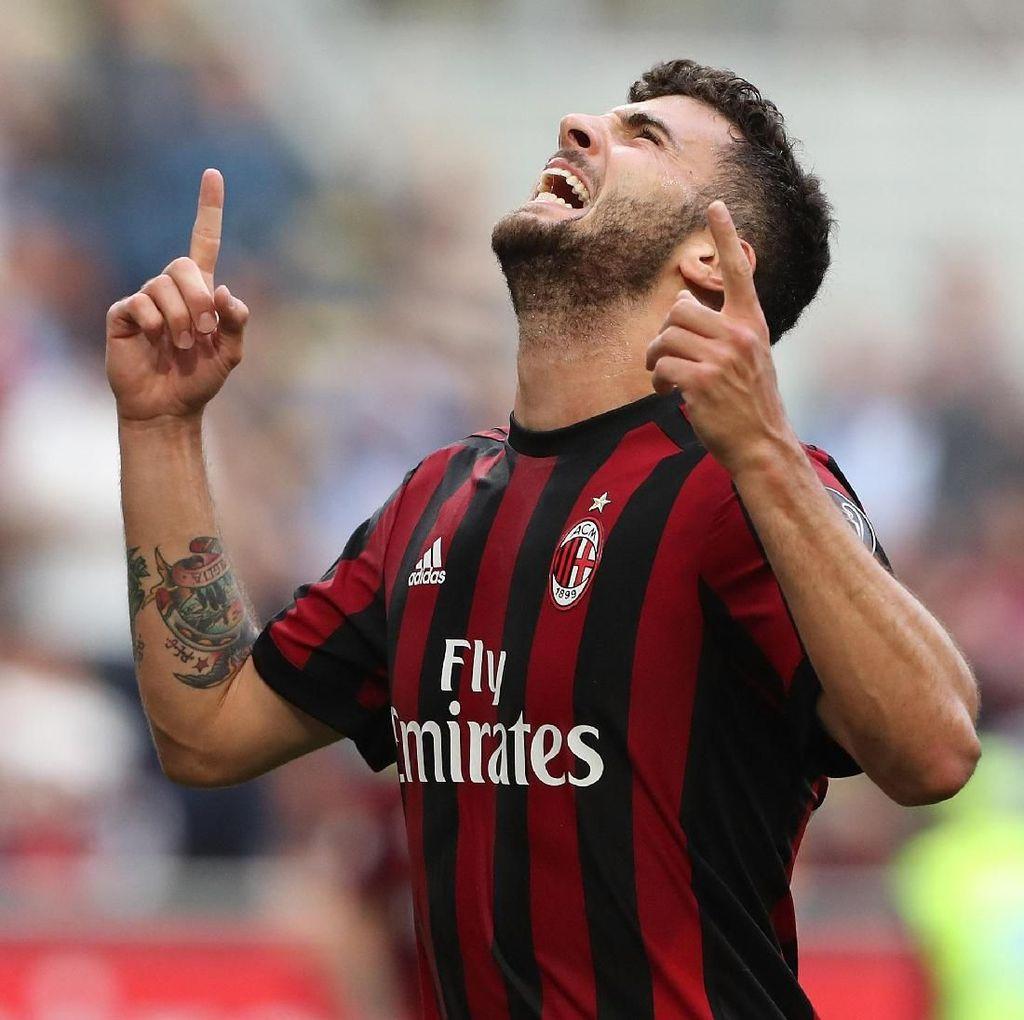 Lautaro Martinez dan Cutrone Dinilai Berpotensi Bikin Kejutan di Derby Milan