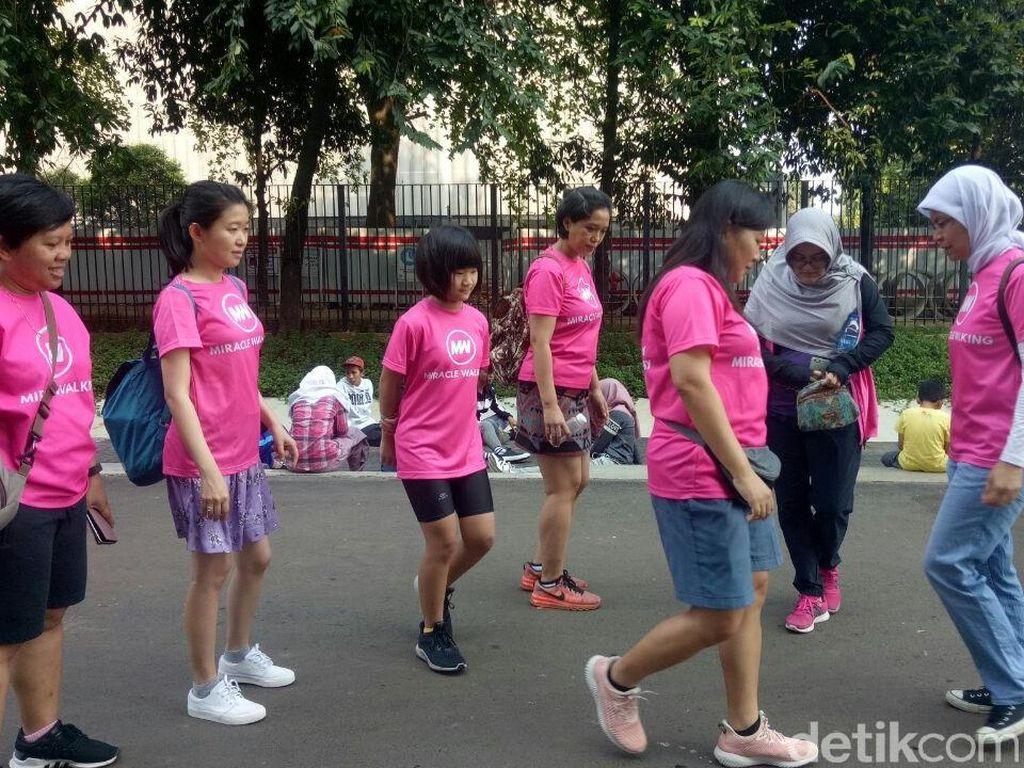 Lebih Dekat dengan Miracle Walking, Komunitas Tempat Belajar Jalan Kaki