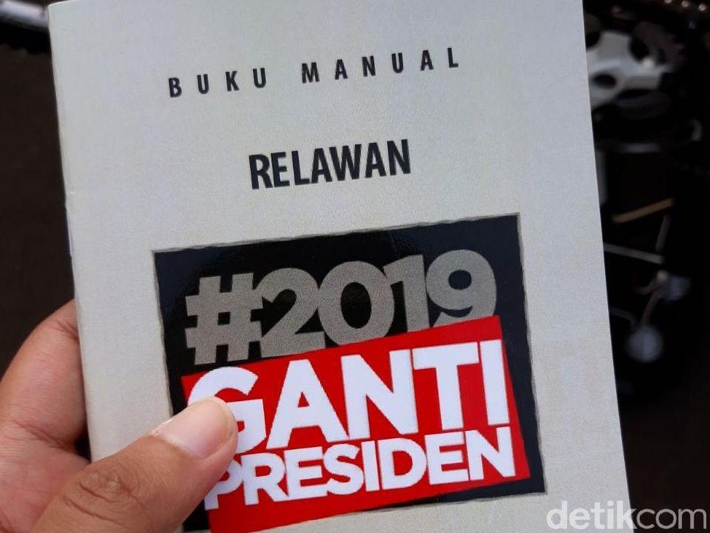 Viral Anak Sekolah Teriak Ganti Presiden, Tim Prabowo Tak Setuju
