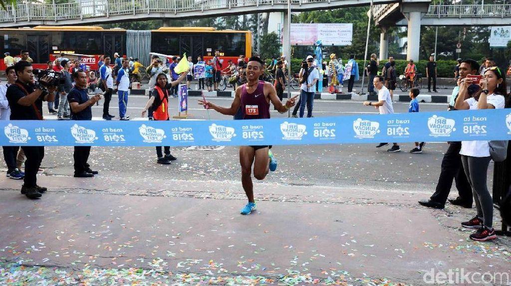 INASGOC Gelar Lomba Lari untuk Promosikan Asian Games