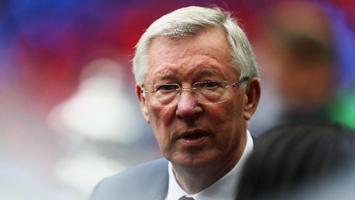 Sir Alex Ferguson, mantan manajer Manchester United. (Foto: Paul Gilham/Getty Images)
