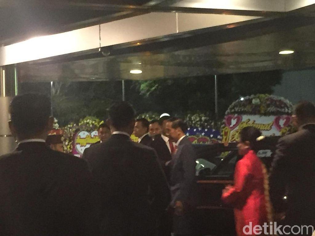Jokowi hingga SBY Hadiri Resepsi Pernikahan Putri Tutut Soeharto