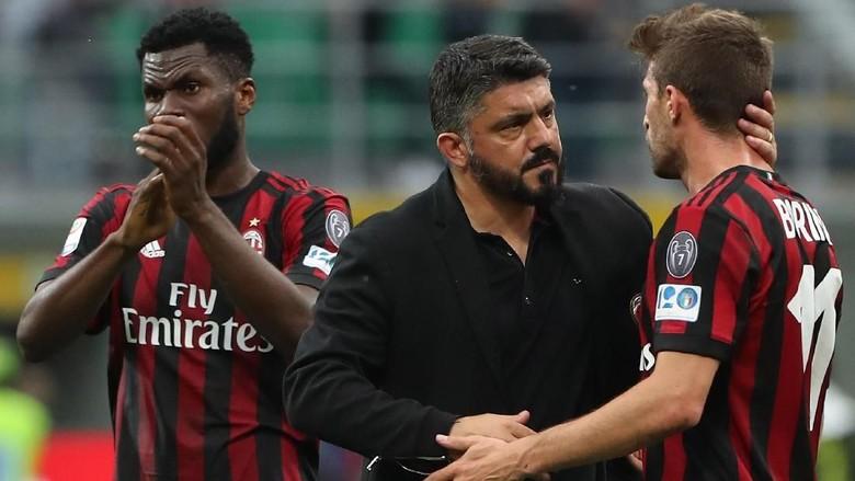 Ini Kriteria Pemain Baru yang Diinginkan Gattuso