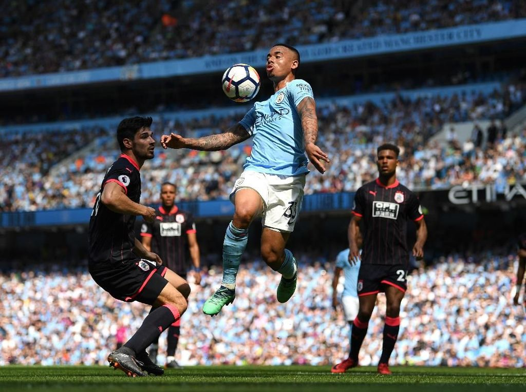 City Ditahan Huddersfield Tanpa Gol