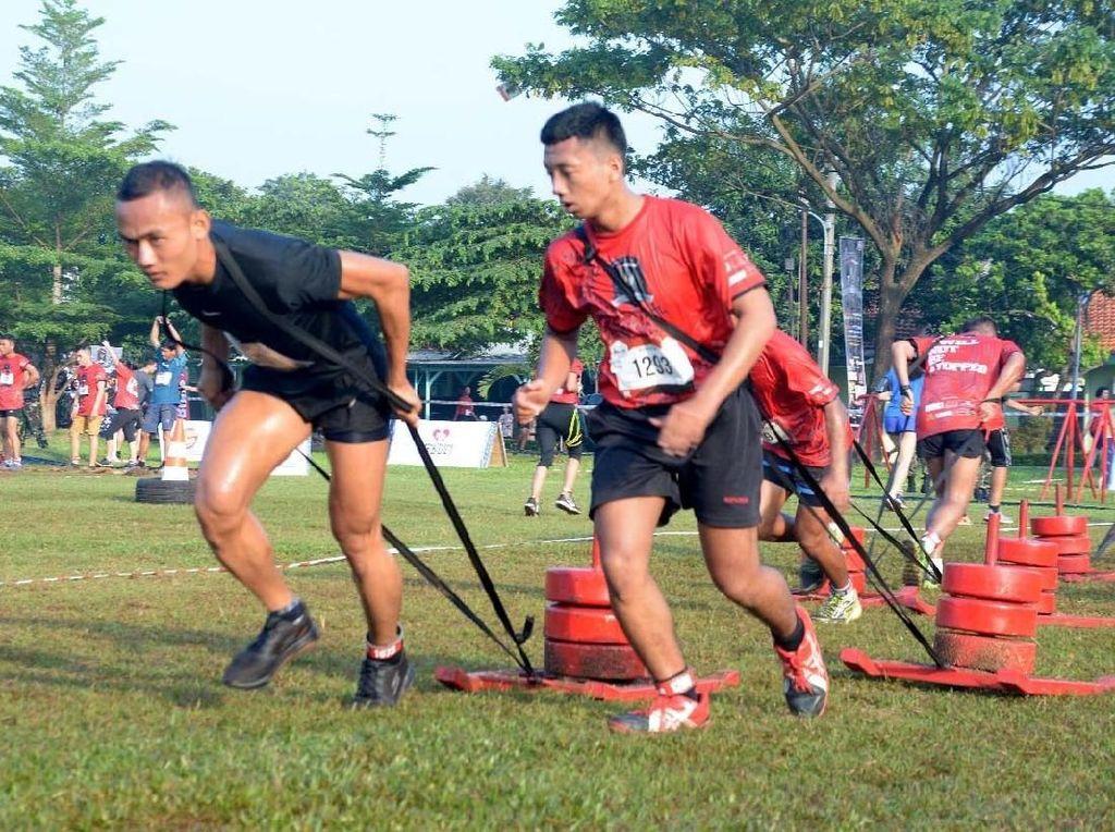 Asian Games 2018 Digemakan Lewat Kopassus Warriors