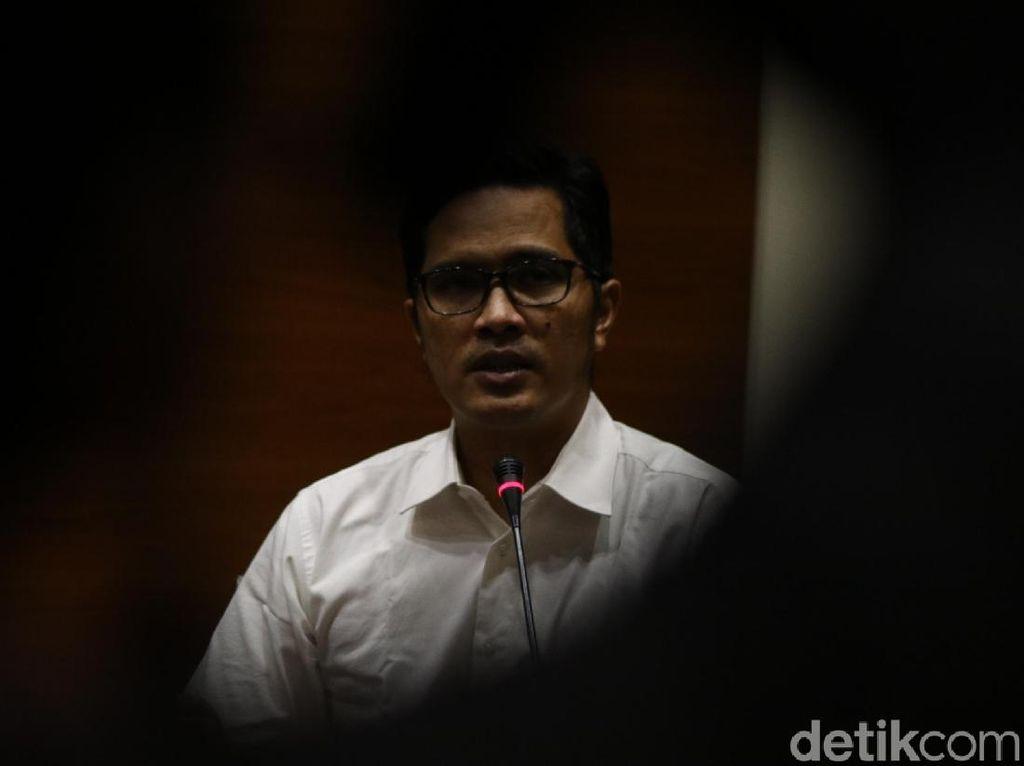 Eks Jubir Ungkap Kejanggalan Posisi Lambang Negara di Jumpa Pers KPK
