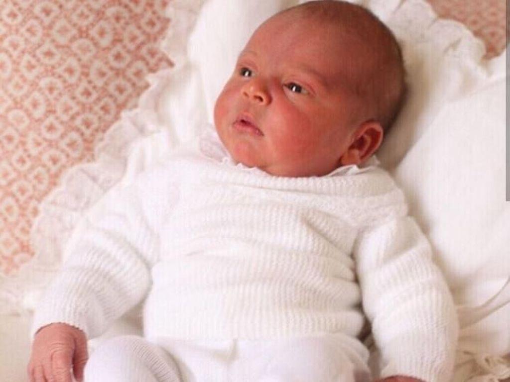 Ini Tentang Pilihan Nama Pangeran Louis yang Tak Terprediksi