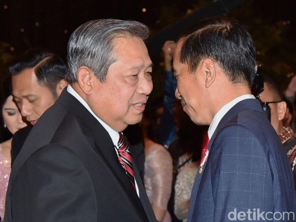 SBY Puji Komitmen Jokowi: Awal yang Indah untuk Rekonsiliasi