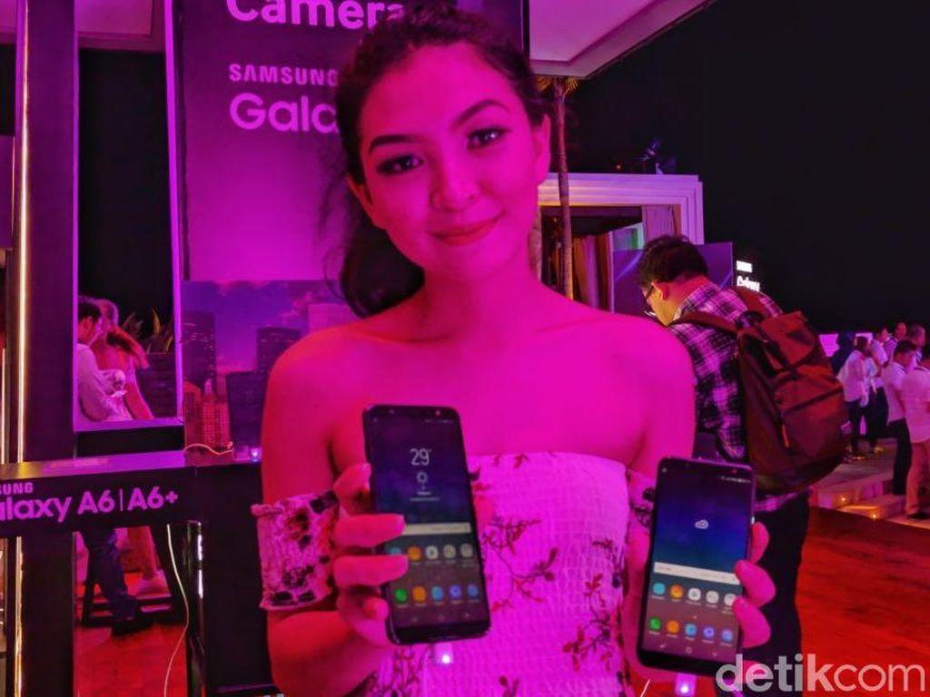 Intip Fitur Apa Aja yang Ada di Samsung Galaxy A6 dan A6+