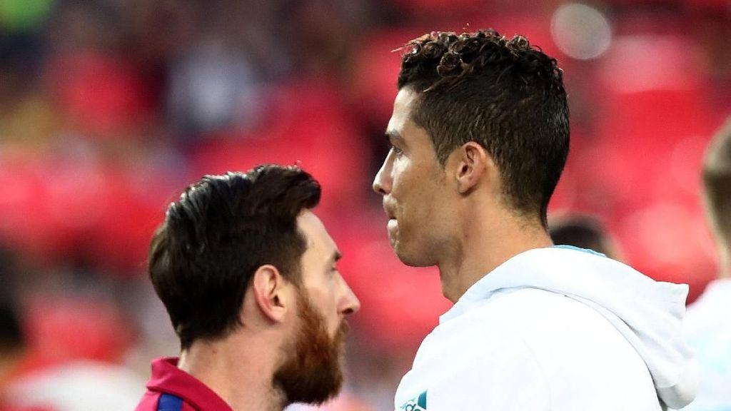 Messi-Ronaldo Bikin Gol, El Clasico di Camp Nou Tanpa Pemenang