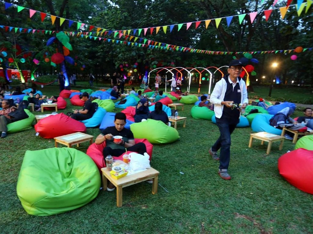 Intip Keseruan di Festival Kuliner Nasional