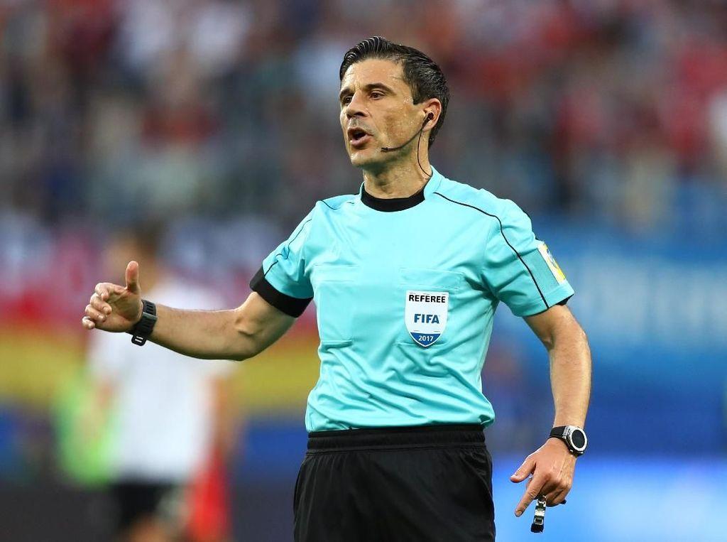 Milorad Mazic Jadi Wasit Final Liga Champions