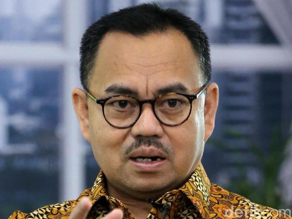 Riza Chalid Nongol di Kuliah Jokowi, Ini Kata Sudirman Said