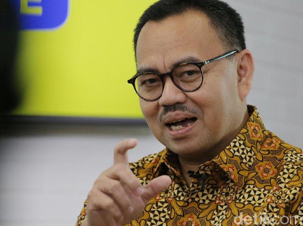 Pasca-Pilgub Jateng, Sudirman Said Temui Cak Imin di DPP PKB