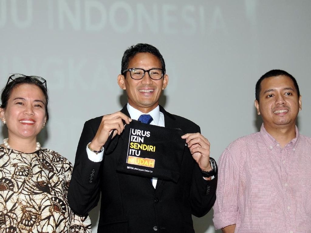 Urus Izin Usaha di DKI Jakarta Semakin Mudah