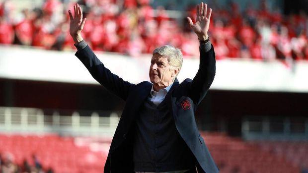 Arsene Wenger memutuskan mundur dari Arsenal pada akhir musim 2017/2018.
