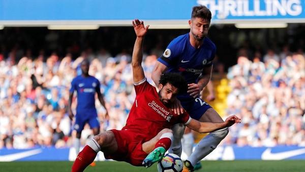 Gol Tunggal Giroud Menangkan Chelsea atas Liverpool