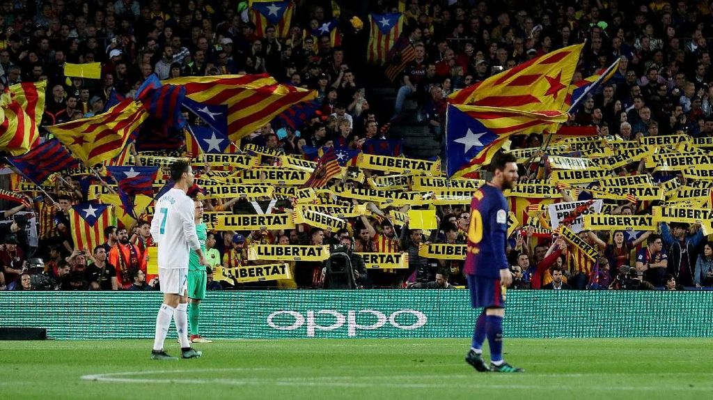 Tanpa Messi-Ronaldo, Ini Kombinasi Starting XI El Clasico