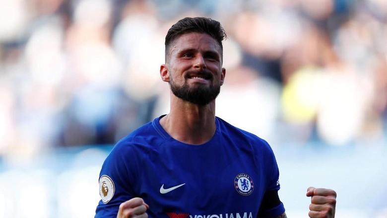 Giroud Ingin Jadi Jimat Keberuntungan Chelsea