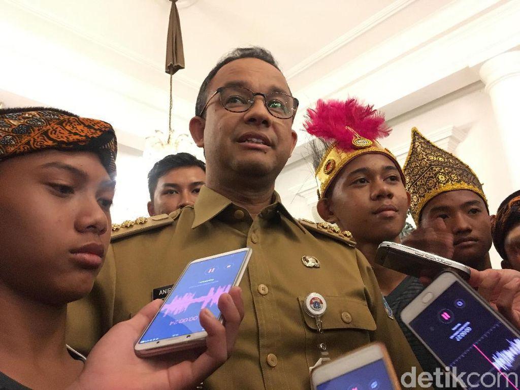 Ini Doa Anies Baswedan di Ultah Pertama Pimpin Jakarta