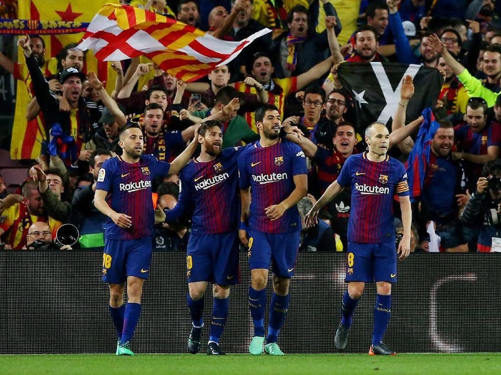 Barcelona Ambil Bagian dalam Turnamen Peringatan Nelson Mandela