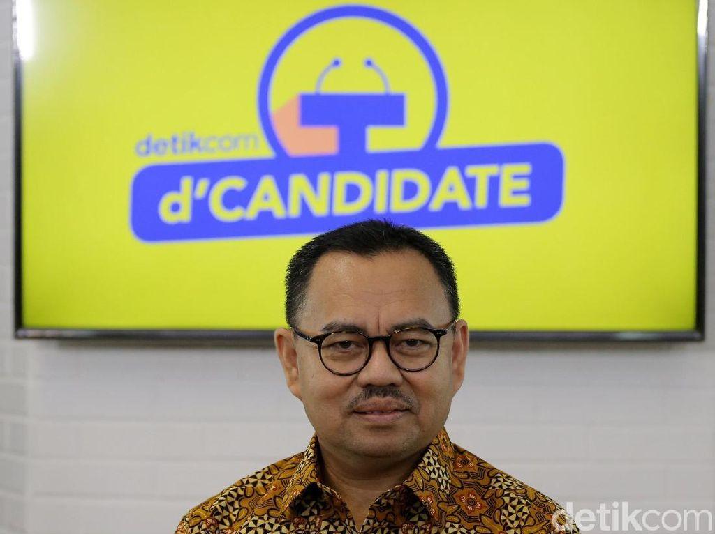 Sudirman Said Lebih Dekat ke Jokowi, JK atau Prabowo?
