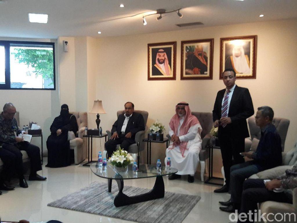 Pemerintah Perbarui Sistem Pendataan WNI di Arab Saudi